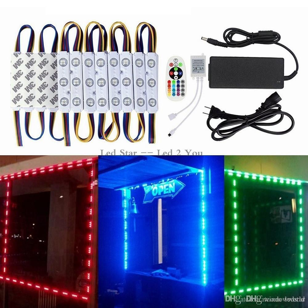 10ft 20ft 30ft 40ft 50ft led lights lights 5630 5050 RGB