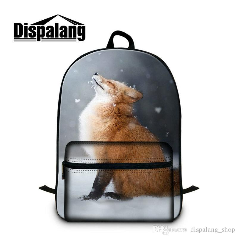 3D Pattern School Bags Backpack With Laptop Compertment for Teenagers Boys Cool Stylish Bookbag Computer Bag for College Adults