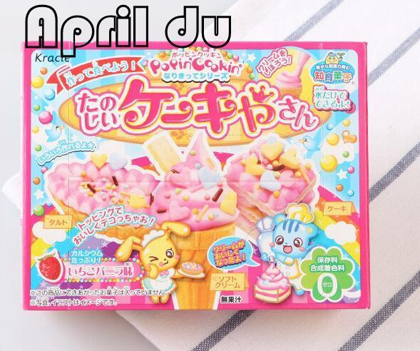 1pcs avril Du Kids glace popin cookin jouet bricolage semblant jouet