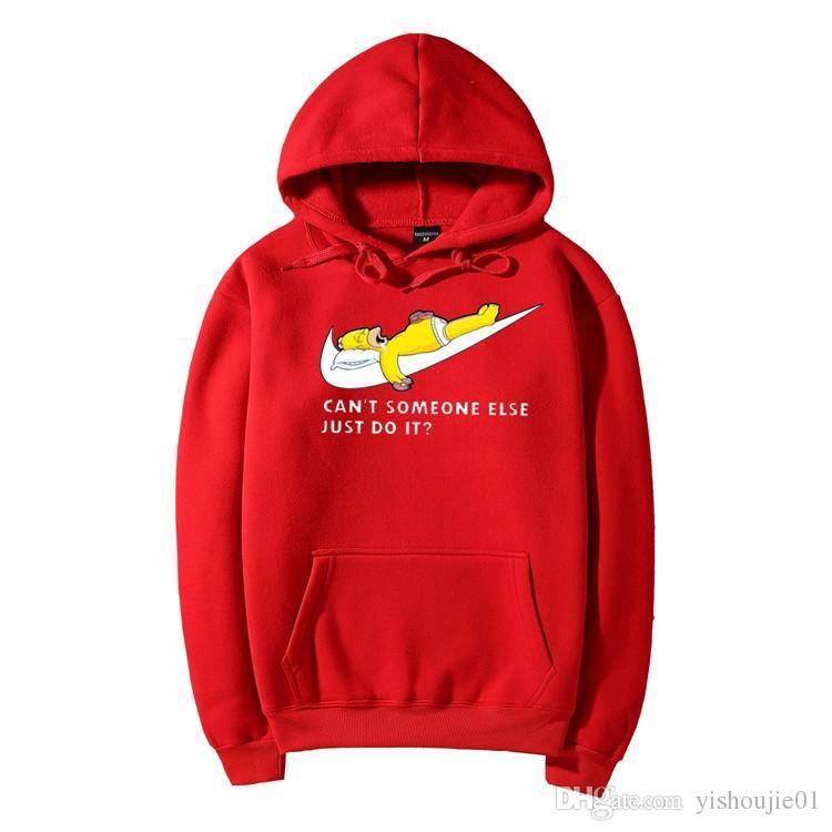 2018 molleton casual unisexe sweatshirt juste le casser hip pop pull homme sportwear manteau jogger survêtement pour homme femmes 20