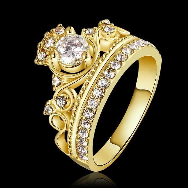 2018 Fashion diamond diamond ring jewelry hot selling jewelry extravagant new style exquisite craftsmanship diamonds Blaze