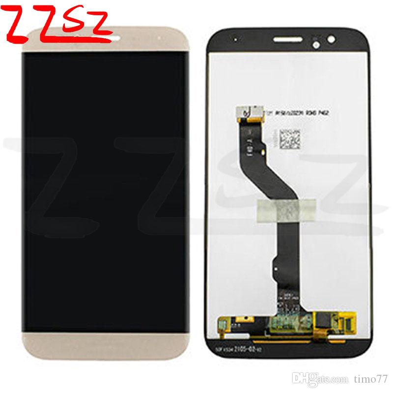 OEM de alta calidad para Huawei Ascend G-8 LCD de la pantalla táctil con digitalizador Asamblea 2 años de garantía DHL