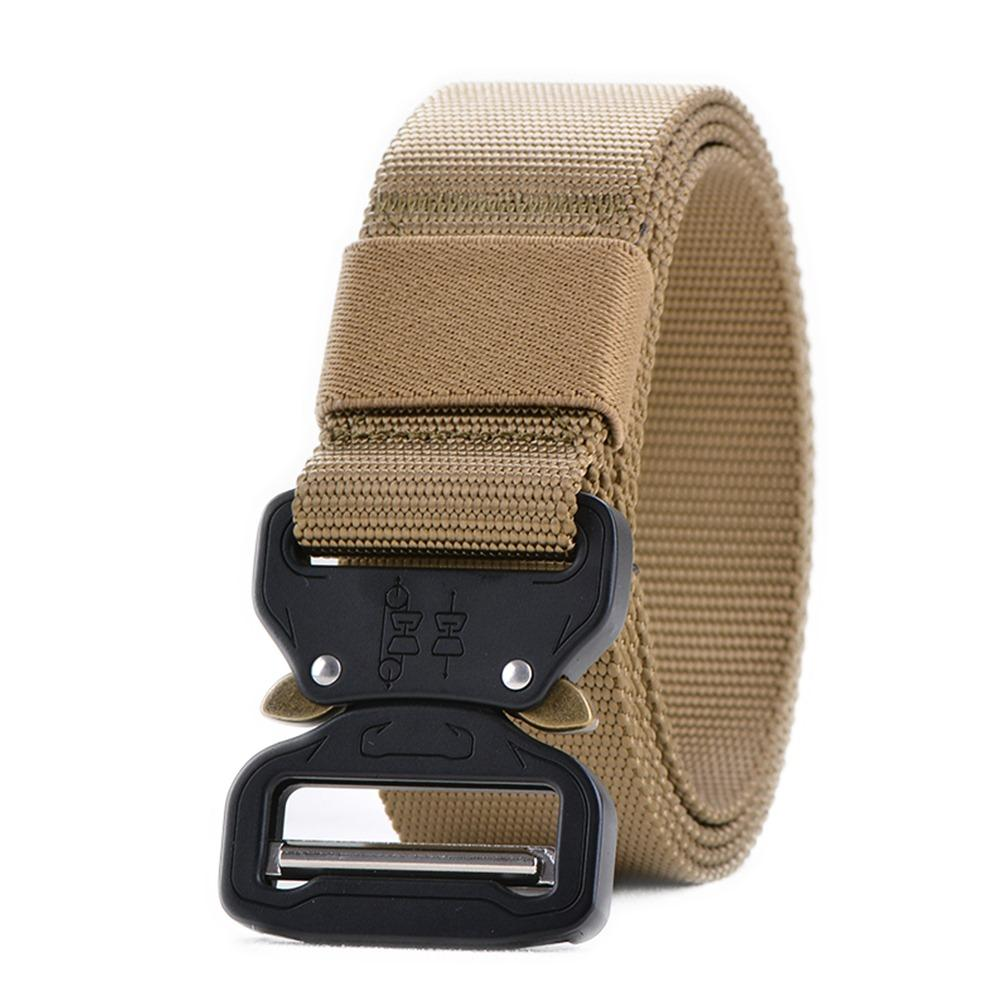 """SWAT Combat soldier and Sport hunting Military Equipment 1000D Nylon Cobra Tactical Belt Heavy-Duty Quick-Release and 1.5"""" wide"""