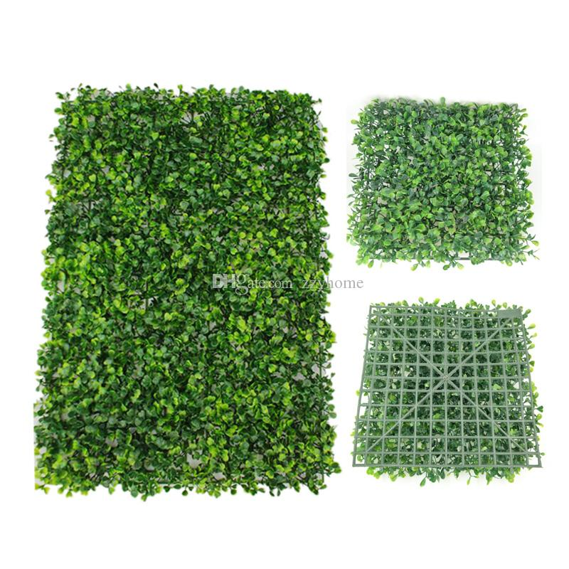 Artificial Grass Mat Carpet Garden Balcony Decoration House Ornaments Tank Fake Grass Lawn Garden Grass Wall