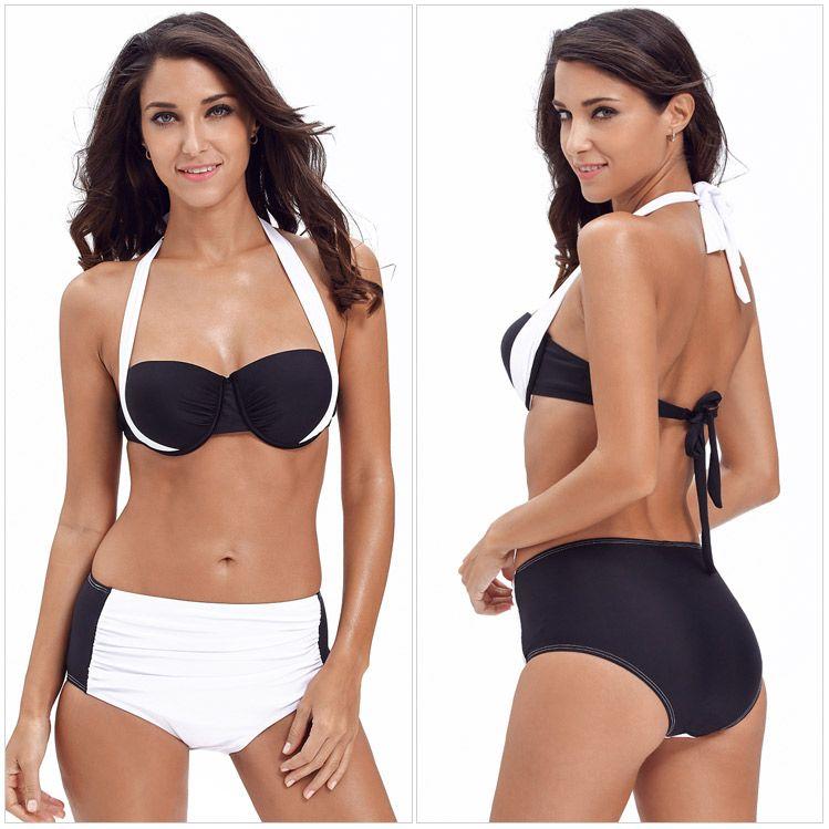 Hot vendas Swimwear Multicolor cruz fission biquíni feminino Spell cor bikini swimsuit tamanho grande M-XXL EUA