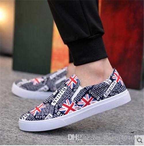 2018 Mode Frauen Schuhe Low Breathable Frauen Solid Color Flache Schuhe Casual Eine Vielzahl von Farben Freizeit Stoffschuhe Größe 39-44 ex2110