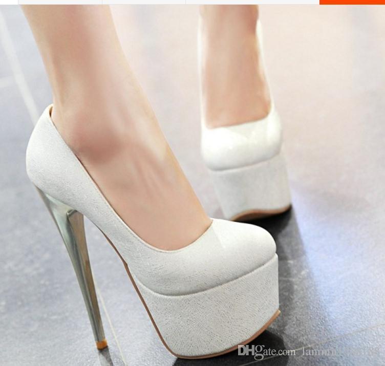 Ücretsiz gönderme Sıcak Küçük kod kadın ayakkabıları 30--33 yüksek heelsLow yardım ayakkabı tek ayakkabı büyük kod 40-43 44-48