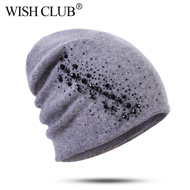 wish bonnet femme