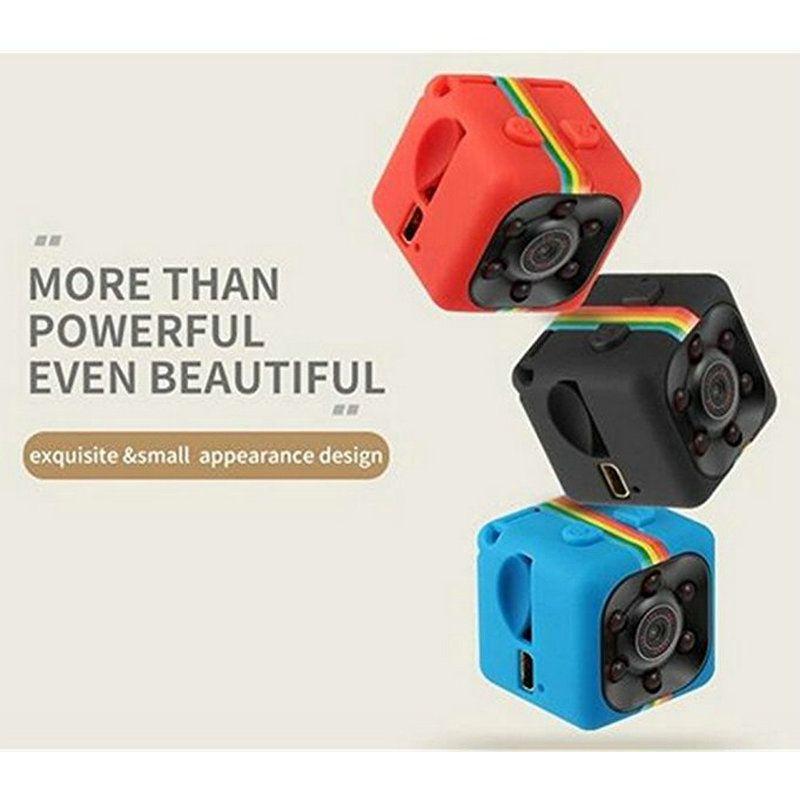 무료 배송에 대 한 SQ11 미니 1080P 카메라 12MP 나이트 비전 캠코더 비디오 레코더 스포츠 카메라 미니 HD DV 카메라 Wlth TF 카드 슬롯 USB