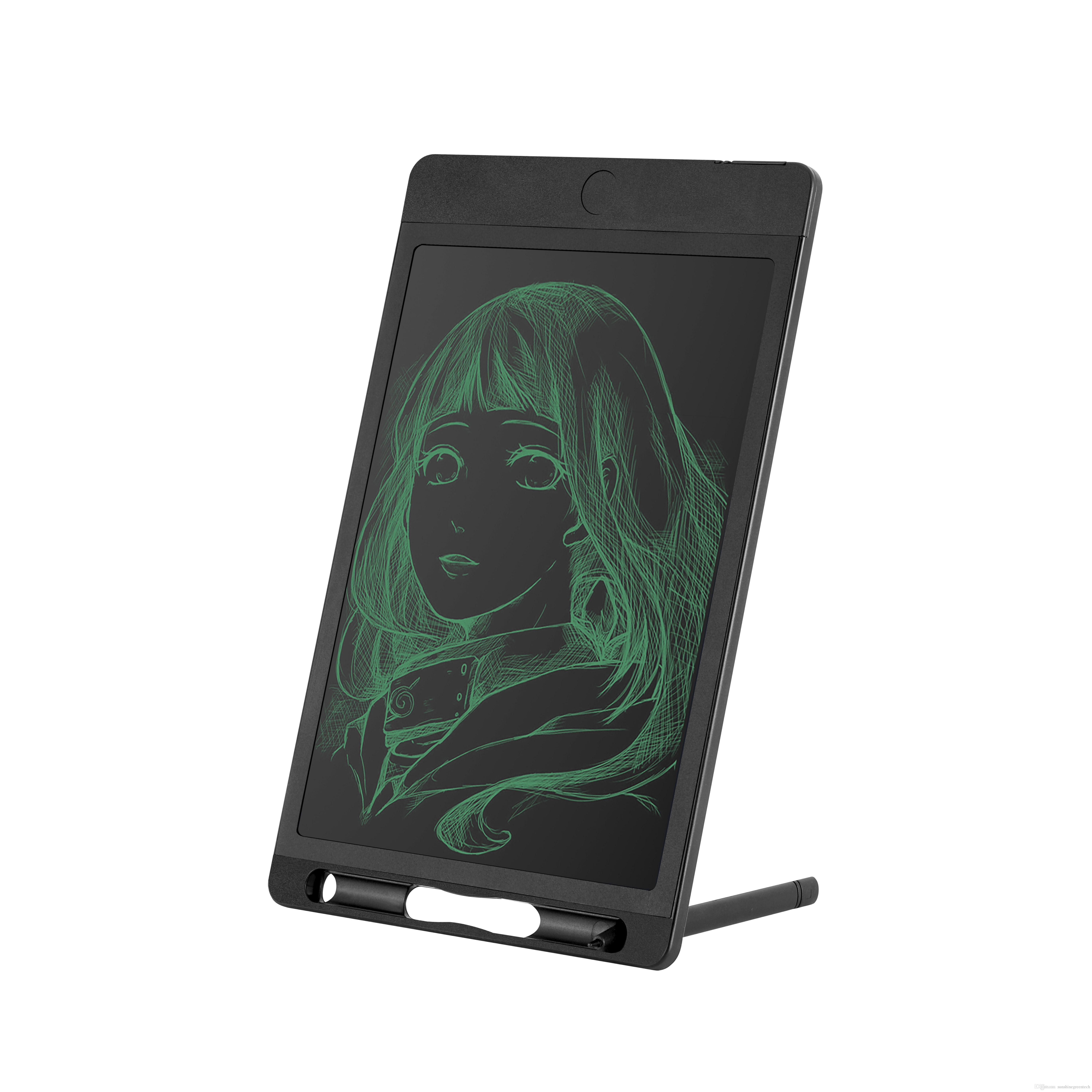 LCD Writing Pad Portable Kids Digital Drawing Tablet Suitable for Children 9 Inch Electronic Graffiti Drawing Tablet Portable Drawing Tablet with Pen