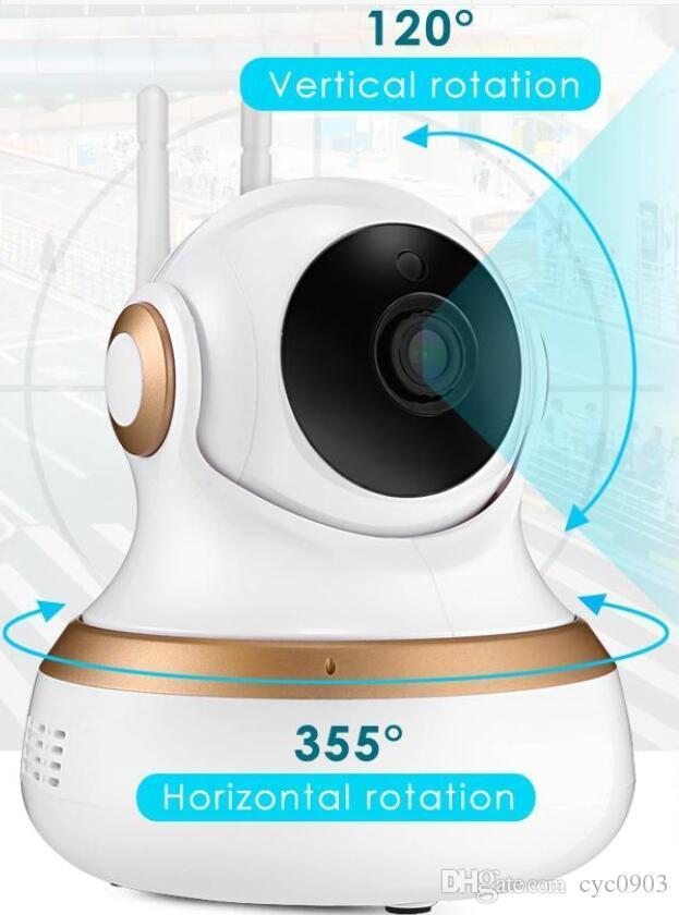 LY IP Kamera Talk-Back Night Vision Home Store Surveillance Strona główna Surveilance Dwukierunkowa komunikacja Baby Sleeping Monitory