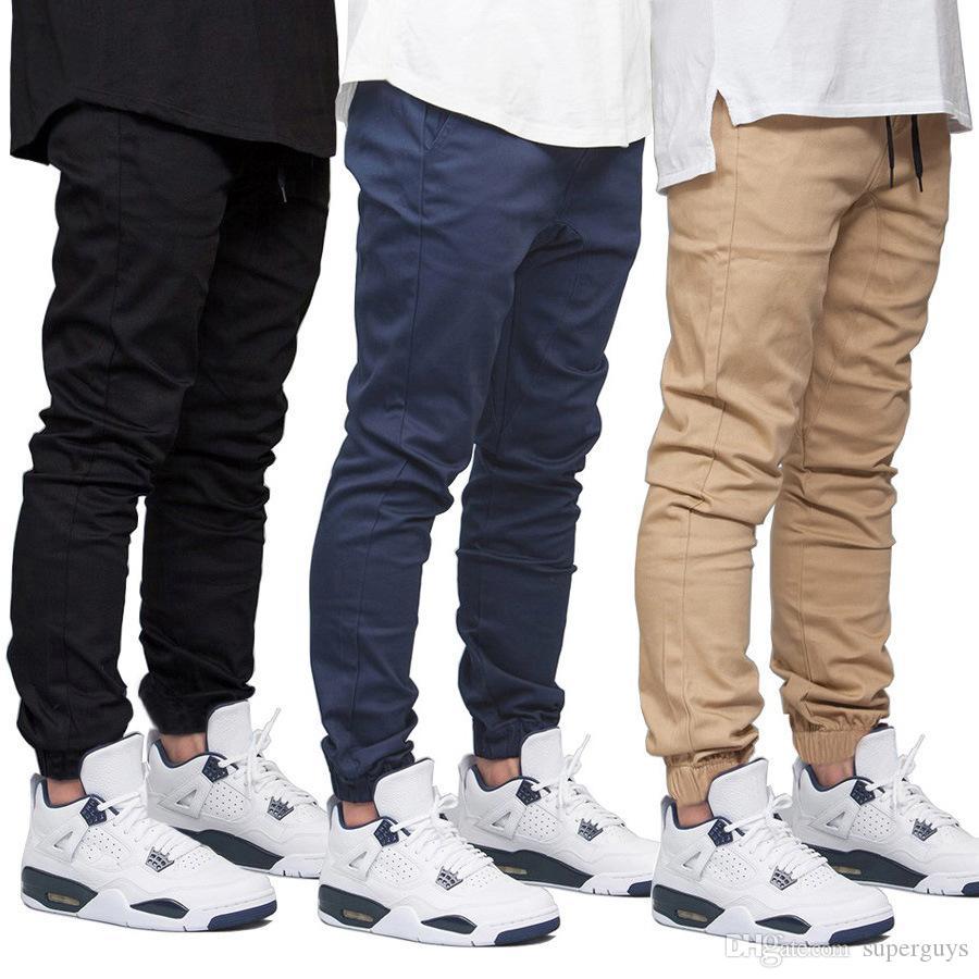 Erkek joggers pantolon erkek HIPHOP sarouel baggy ince pantolon moda pantalon Homme harem pantolon erkekler PT661
