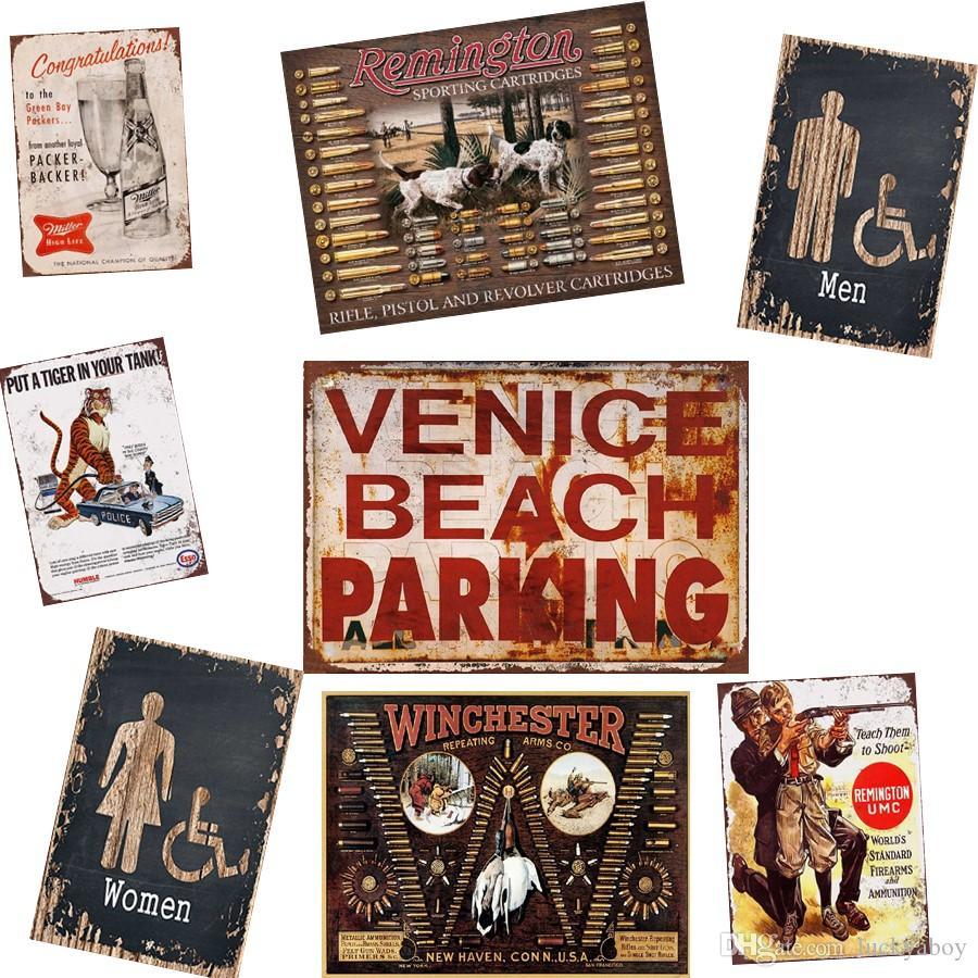 Metal Tin Sign remington UMC  Pub Home Vintage Retro Poster Cafe ART