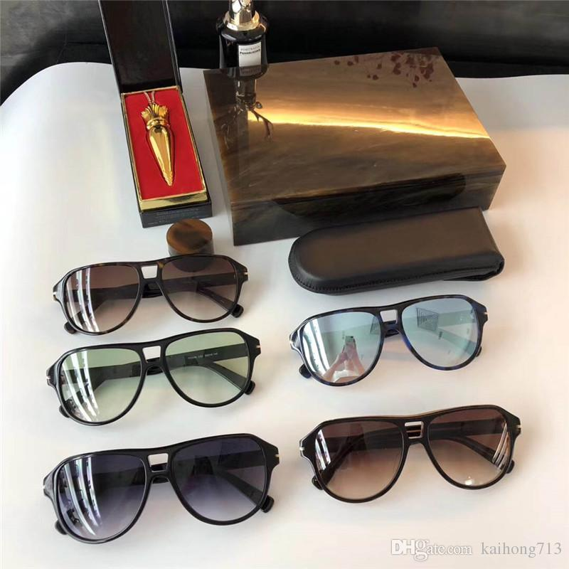 Großhandel 2018 Modemarke Großen Rahmen Luxus Stil Sonnenbrille ...