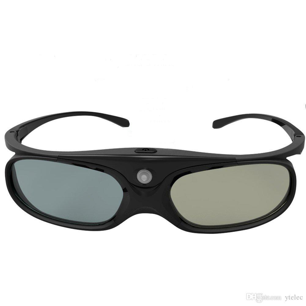 Occhiali Active Shutter 3D con 2.4GHZ RF e ricarica ricaricabile yantuo 2.4GHZ 3D SYNC Emettitore YT-SS300