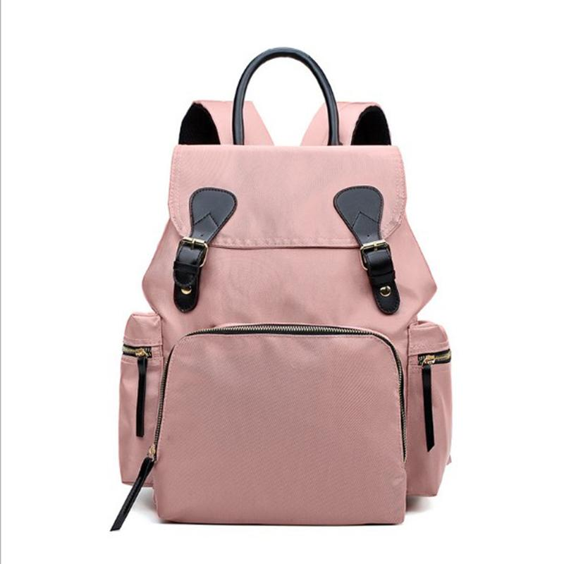 Large Capacity Mummy Bag Multi-function Mother Baby Backpack Fashion Ready To Produce Mum Bag Waterproof Diaper Care Wetbag