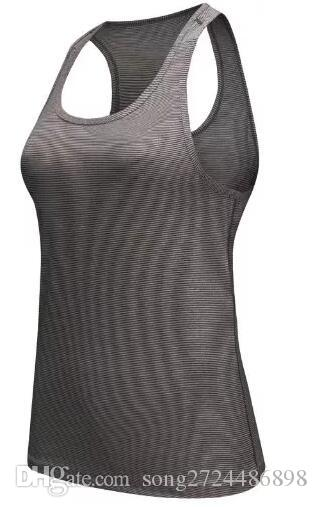 Free Shipping Women Sexy Fitness Tight Sport Yoga Shirt Dry Fit Sleeveless Sportswear Blouses Running Vest Workout Crop Top Female T-shirt