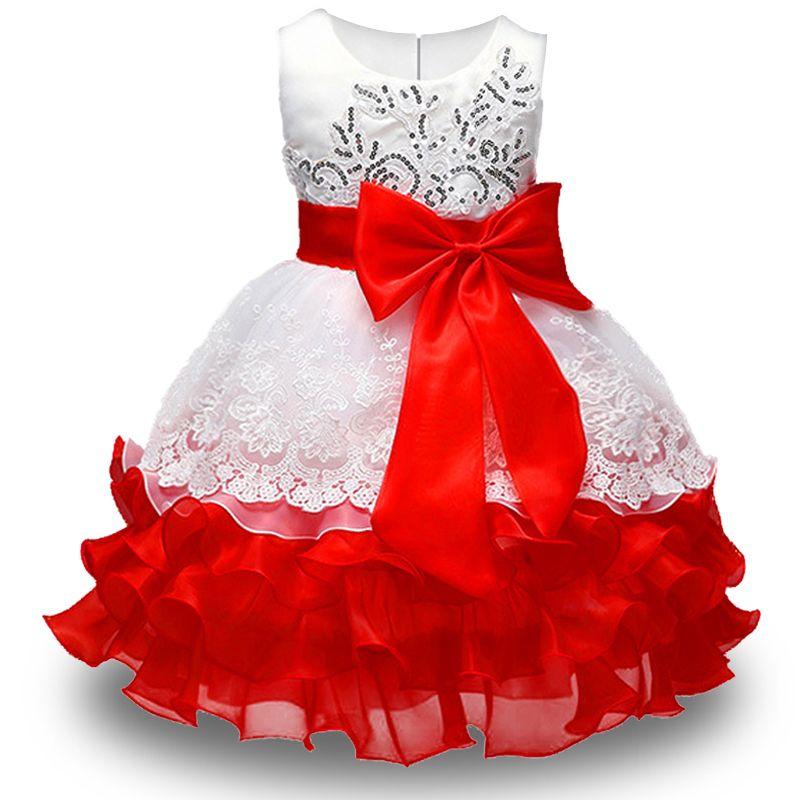 bf966618b457 Baby Embroidered Formal Princess Dress for Girl Elegant Birthday Party  Dress Girl Dress Baby Girl Christmas