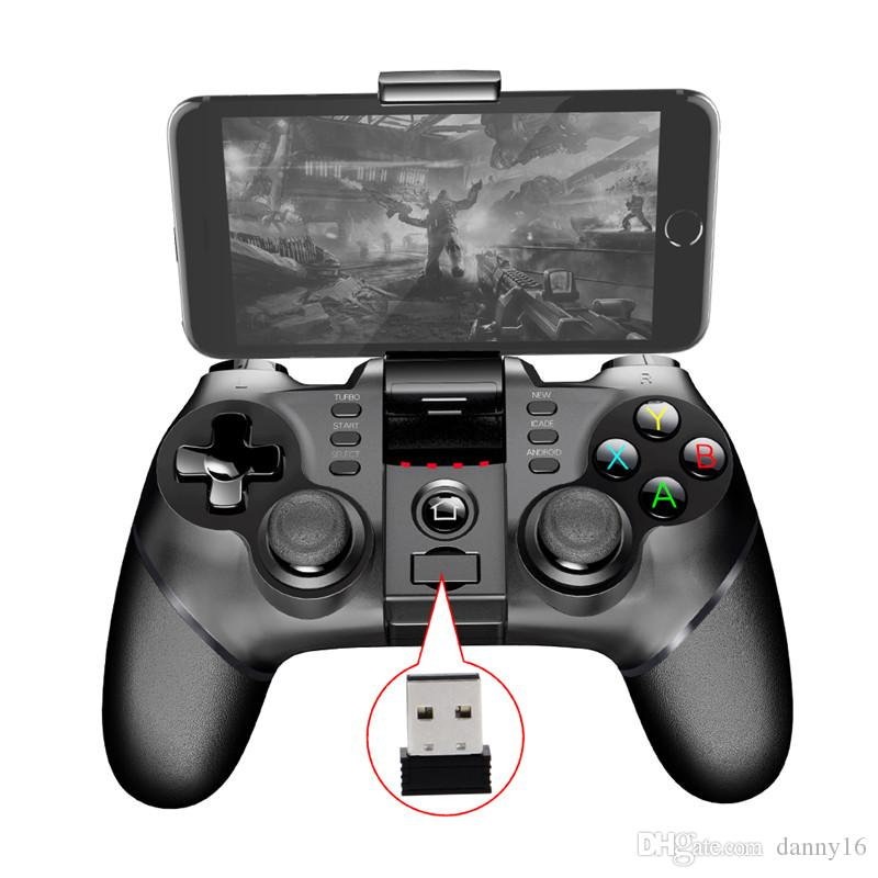 New PG 9076 Batman Gaming Bluetooth 2.4G Wireless Controller Gamepad Joystick For PS3 Android Phone Tablet PC Laptop