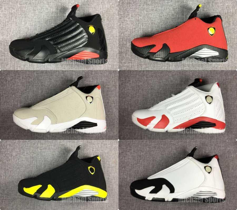 low priced c85e3 8ad53 14 Basketball Shoes Last Shot Desert Sand Bred Black Toe Red Car Black  Yellow Mens Women Trainers Cheap Price With Box Kevin Durant Basketball  Shoes ...