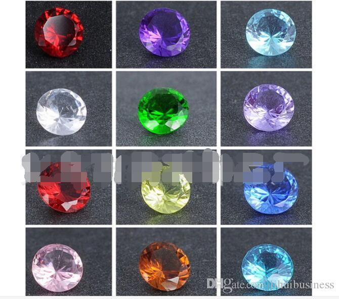 120pc/lot 12color diy handmade jewelry accessories floating charms floating locket pendant accessories round birthday stone 4mm locket charm