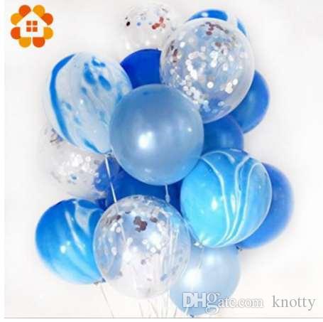 12 дюймов красочные мульти воздушные шары с Днем Рождения латексный шар украшения свадебный фестиваль баллон партия поставки