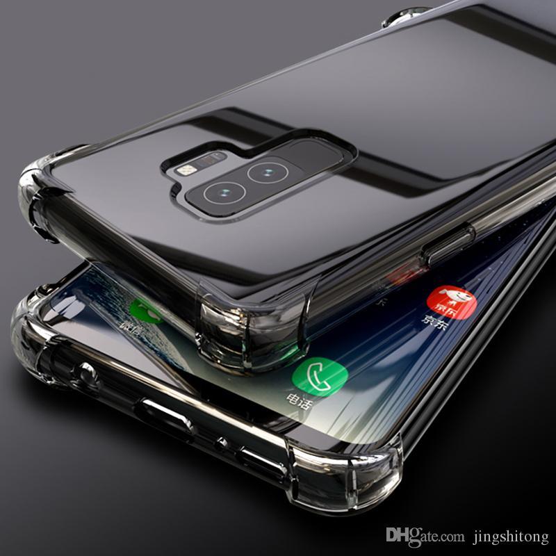 samsung galaxy s9 plus case clear