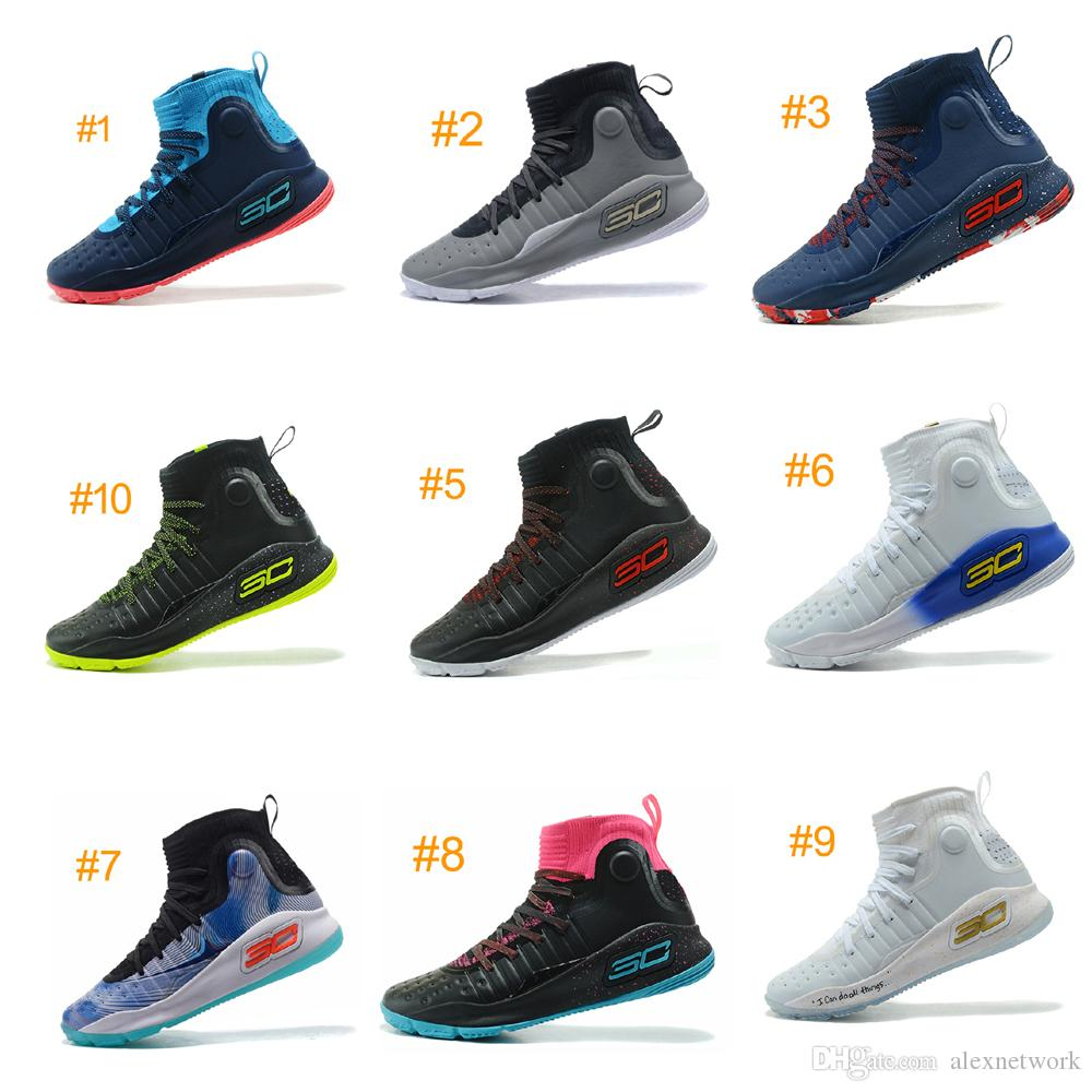 Mens Basketball Shoes GOLDEN STATE #30