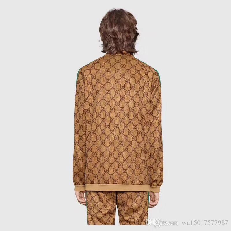 Hoodies Sportswear Designer Anzüge Großhandel Jacke Jacken Sportbekleidung Jogginganzüge G Hoody Herren 2018 Von Markenkleidung G Männer kZOXiuP