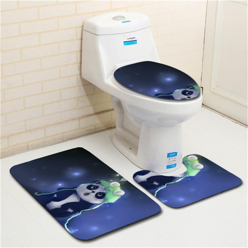 Enjoyable 2019 2018 Hot Sale Lid Toilet Seat Cover Pedestal Rug Bathroom Mat Carpet For Household Bathroom Accessories Set Eco Friendly From Shefuluoerjiaju Alphanode Cool Chair Designs And Ideas Alphanodeonline