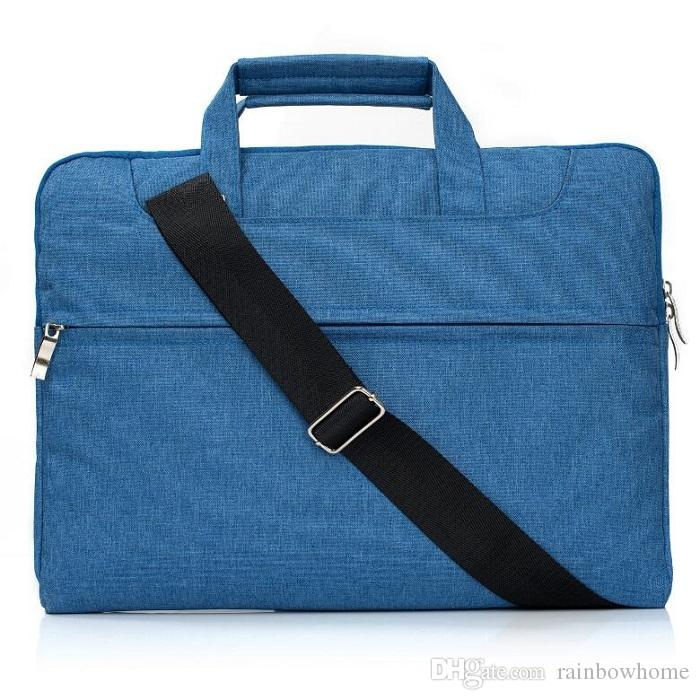 """Universal Laptop Sleeve Case Carry Bag for Macbook Air Pro Lenovo Dell 13/"""" 15/"""""""
