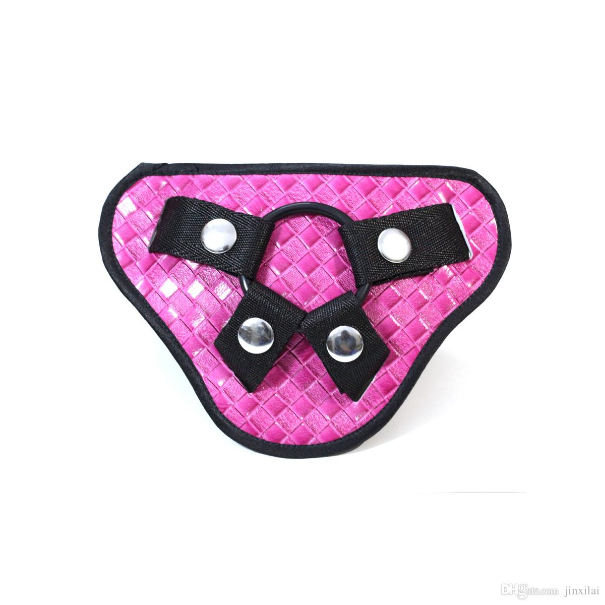 PU su cinturino cinturino Ultra per cinghie di ritenuta Lesbiche dildo di Dildo in pelle flessibili Dildo, Bondage per BXNVM regolabile