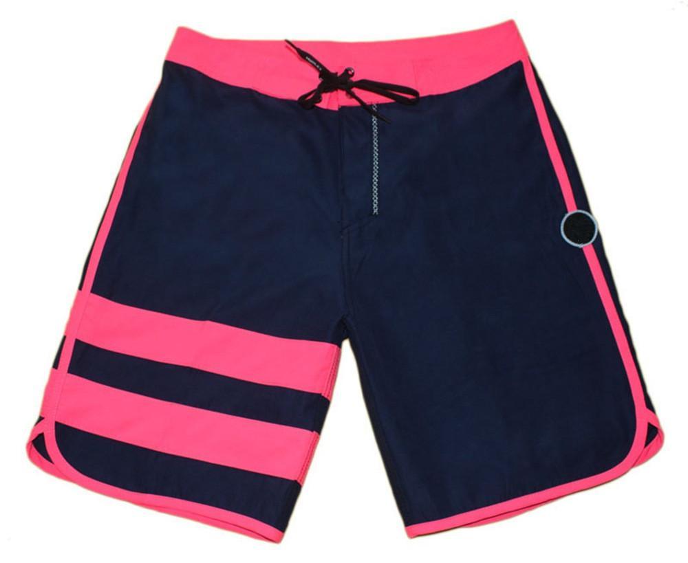 Marca de Moda de Nova Bermudas Shorts Mens Board Shorts Beachshorts Quick Dry Surf calças soltas lazer calças Shorts swimtrunks Swimwear Swim
