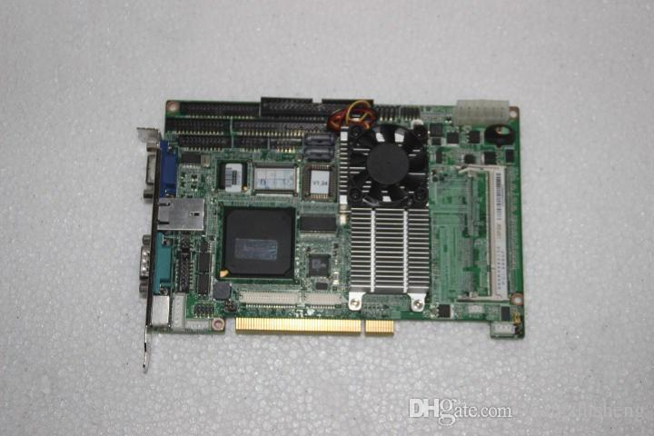 Original PCI-6880F industrial motherboard (only motherboard) tested working