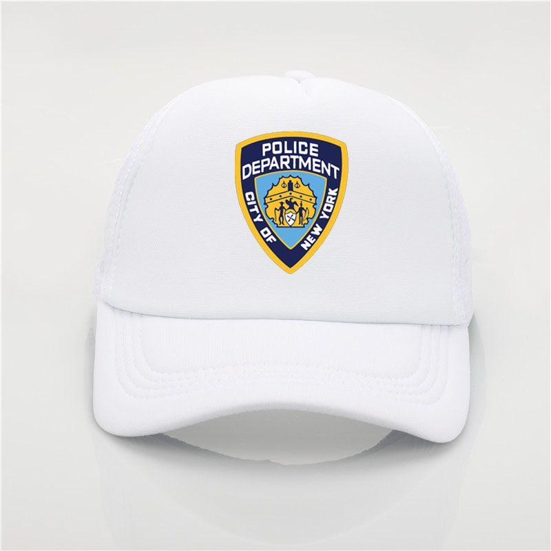Latest model Snapback Recreation Washed Retro Baseball Cap NYPD Alphabet Male Ladies Truck Driver Sports Hat Bone Dad Hat