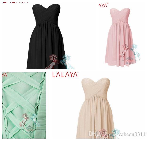 2018 Avrupa yeni yüksek dereceli zarif yaz tüp üst nedime elbisesi elbise sisters etekler / sapanlar / dükkan daha stilleri seçmek