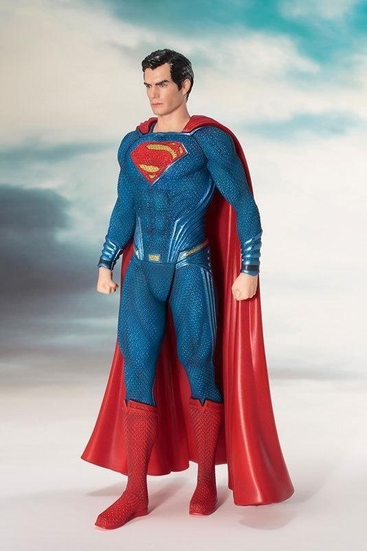 Justice League ARTFX + Superman Animation Abbildung 19CM