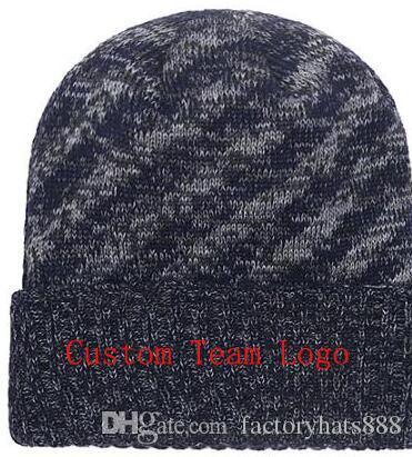 2019 Autumn Winter hat men women Sports Hats Custom Knitted Cap Sideline Cold Weather Knit hat Soft Warm Tennessee Beanie T logo Skull Cap