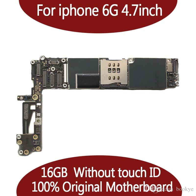 Tested Good Working For IPhone 6 Motherboard 16GB 64GB Logic