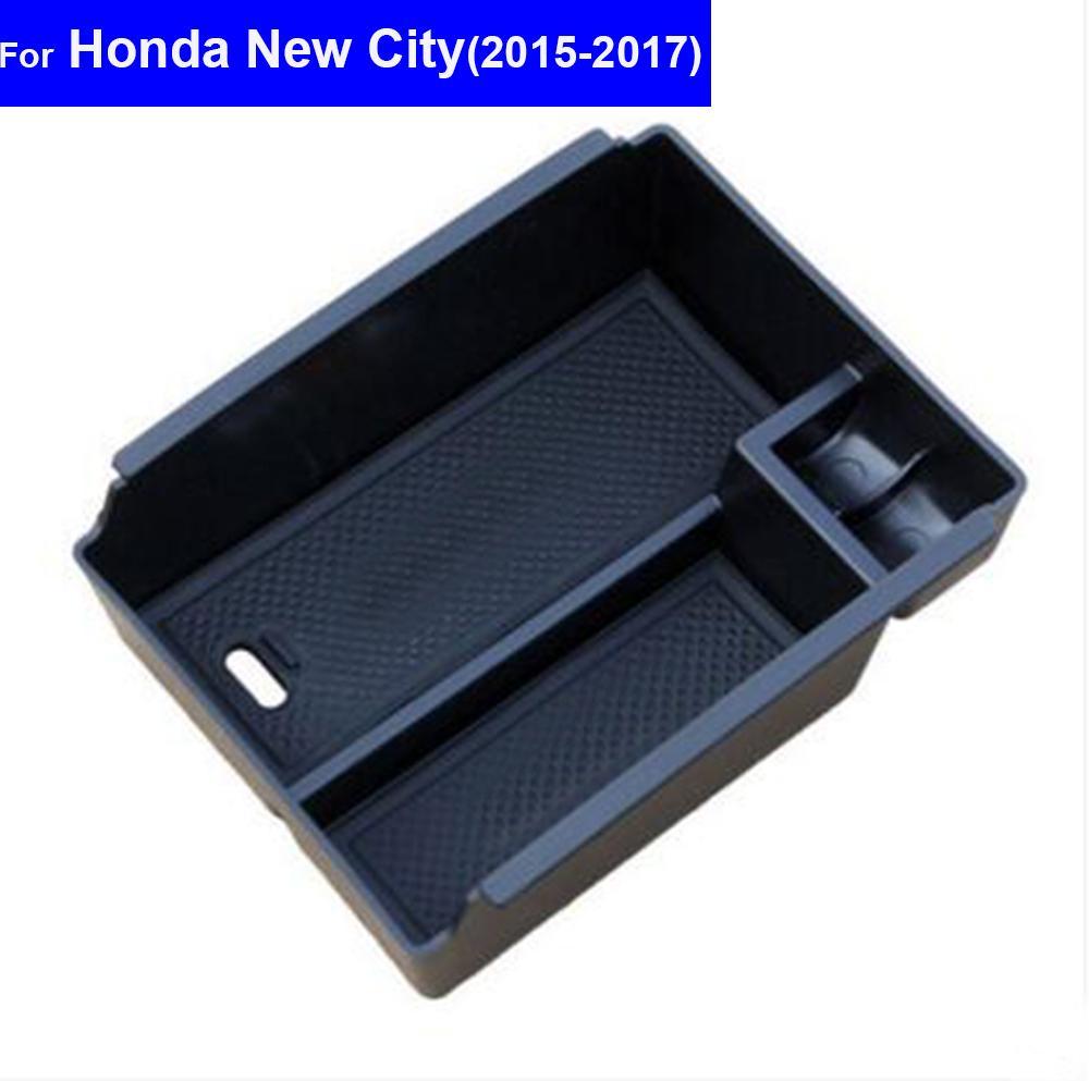 Car Central Armrest Box Container Storage Organizer For Honda CR-V 2012-2016