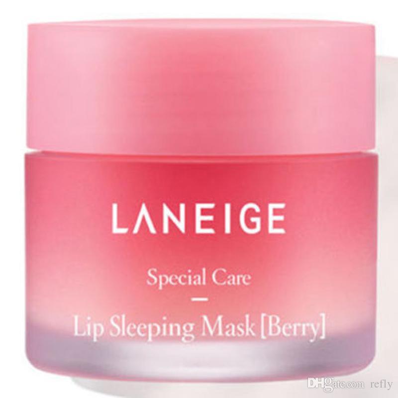 Laneige специальный уход для губ Спящая Маска бальзам для губ помада увлажняющий LZ бренд уход за губами косметические DHL доставка