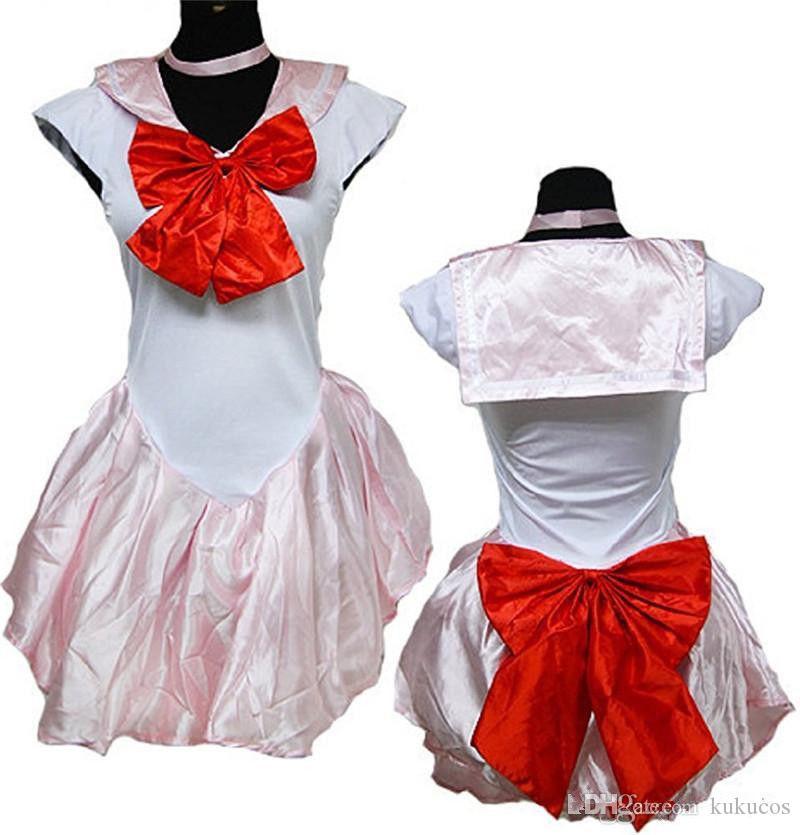 Kukucos аниме Sailor Moon Mars Костюм Косплей Равномерное платье Необычные партии Один размер
