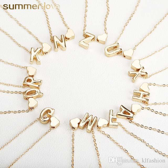 Gold Heart Necklace Heart Pendant Boho Night Out Jewelery UK Seller 2019 Gift