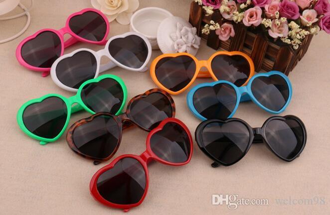 10 قطعة / الوحدة مزيج أنماط الأزياء اكسسوارات نظارات uv حماية الشمس لعيون gl103
