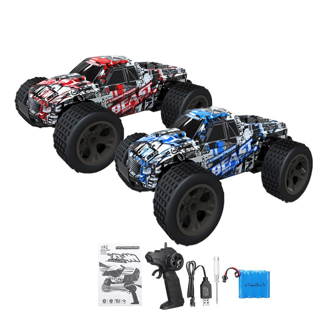 High Speed 1 20 30km H Remote Control Car Rc Electric Monster