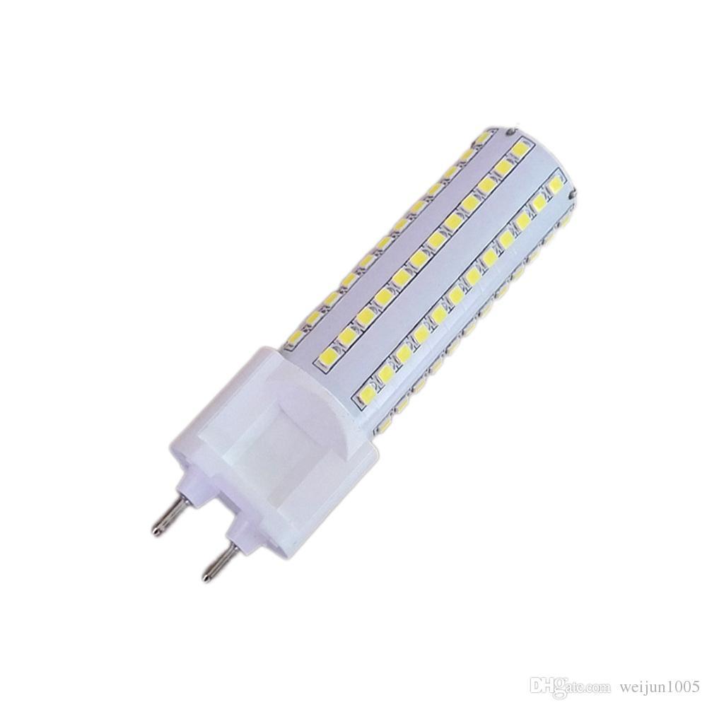 G12 СИД мозоли света 2835SMD108pcs СИД 10W энергосберегающие лампы альтернатива галогенная лампа (G12 70W лампы) AC90-265V входного напряжения