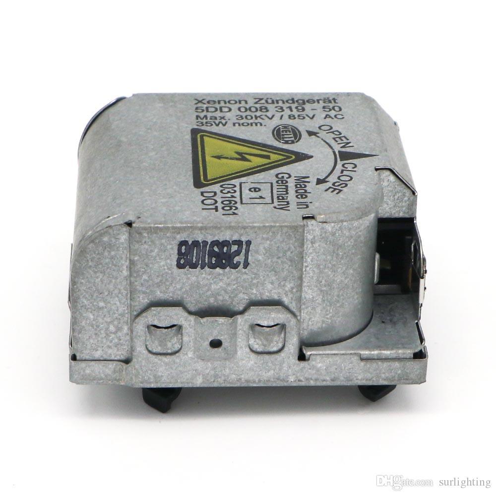 Original Used 5DD00831950 OEM Ballast HID Xenon Headlight Control Unit For 2003-2005 5 series E60