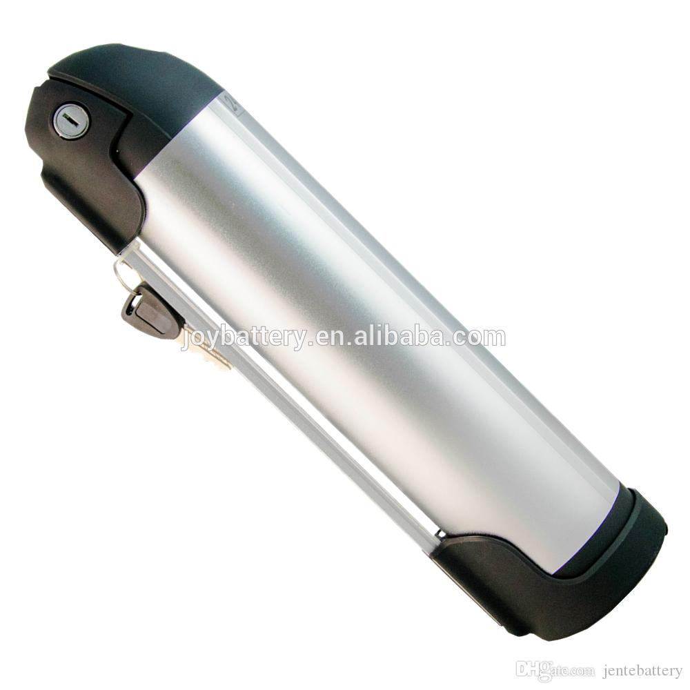 Free shipping to EU US AU Bottle Battery 48V 13AH Lithium ebike battery Li-ion Batteries for 750/1000W Bike Motor+2A Charge
