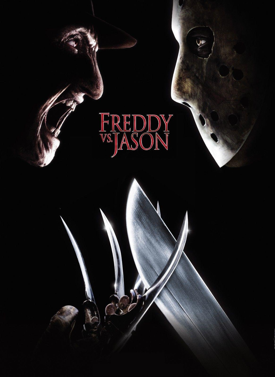 A NIGHTMARE ON ELM STREET Movie Horror Freddy Jason Art Silk Poster 24x36in A218