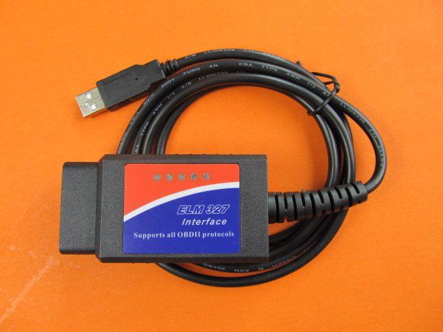 elm327 usb obd2 auto outil de diagnostic de voiture elm 327 v 1.5 obd ii lecteur de code de haute qualité